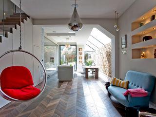 Richmond Full House Refurbishment A1 Lofts and Extensions Cocinas minimalistas