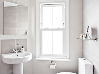 London Modern Refurbishment & Extension A1 Lofts and Extensions Moderne Badezimmer
