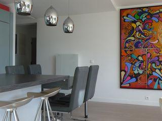 Duplex Parc de Bercy AADD+ Cuisine moderne