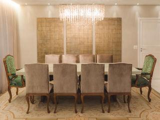Rosangela C Brandão Interiores Industrial style dining room