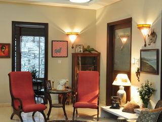 Apartment monica khanna designs SalasSalas y sillones