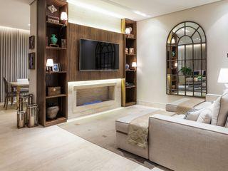 Rosangela C Brandão Interiores Living room