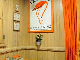 La casa del sasso ArchitetturaTerapia® Sala da pranzo rurale Arancio