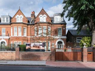 Full renovation on Trinity Road, London Grand Design London Ltd Будинки