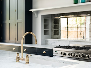Full renovation on Trinity Road, London Grand Design London Ltd Кухня