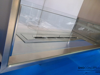 Shio Concept Walls & flooringWall & floor coverings Iron/Steel Metallic/Silver