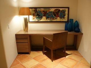 Olivia Aldrete Haas Modern study/office