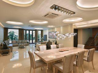 H5 Interior Design Sala da pranzo moderna