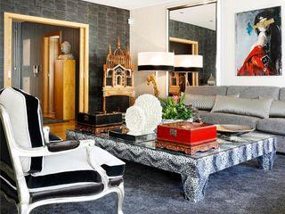 3L, Arquitectura e Remodelação de Interiores, Lda Modern living room