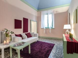Relooking Agenzia Immobiliare - Prima Agenzia Esperienziale in Italia Gabriella Sala Design Negozi & Locali commerciali moderni
