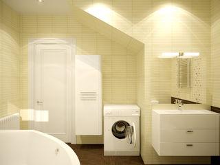 Студия интерьерного дизайна happy.design Asian style bathroom