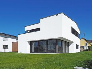 Wohnhaus in Moosbach 2015 Fichtner Gruber Architekten Moderne Häuser