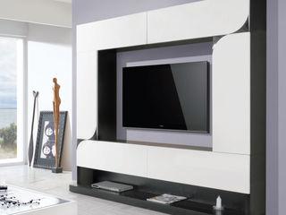 relax mobiliário e decoração Living roomShelves Wood