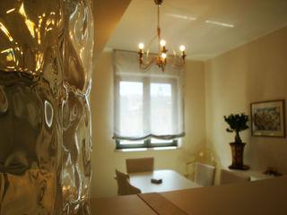 Studio di Progettazione Arch. Tiziana Franchina Paysagisme d'intérieur Blanc