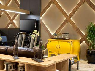 Lider Interiores Estudios y despachos de estilo moderno