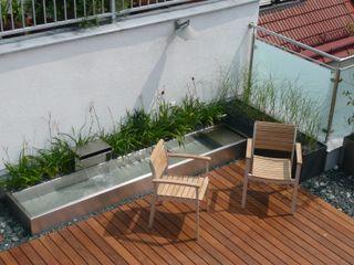 BEGRÜNDER Balcones y terrazas modernos: Ideas, imágenes y decoración
