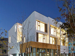 TODOT Modern Houses White