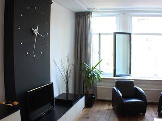 Estudi ramis Minimalist living room
