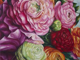 Filiberto Montesinos 藝術品照片與畫作 Multicolored