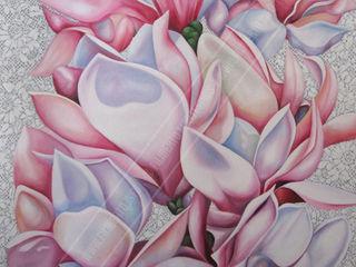 Filiberto Montesinos 藝術品照片與畫作 Pink