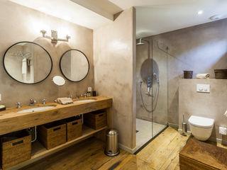 VILLA - GASSIN PASSAGE CITRON Salle de bain méditerranéenne