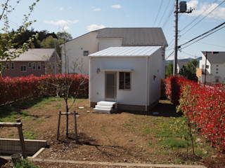 筒井公一建築研究室一級建築士事務所 Minimalist house