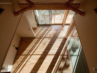 アグラ設計室一級建築士事務所 agra design room Living roomLighting لکڑی