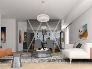Oksijenn Ruang Keluarga Modern