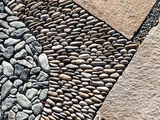 PASSAGE CITRON Śródziemnomorskie ściany i podłogi