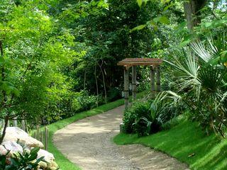BR ARQUITECTOS Jardin tropical Vert