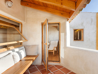 pedro quintela studio Patios & Decks Wood effect