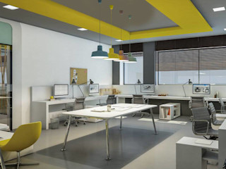homify Office buildings