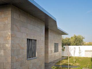 Sánchez-Matamoros | Arquitecto Casas modernas Cerámico Beige
