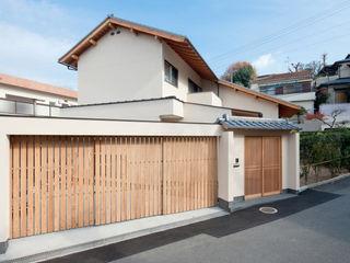 一級建築士事務所 Eee works Casas de estilo moderno Blanco