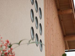 一級建築士事務所 Eee works Casas de estilo moderno Multicolor