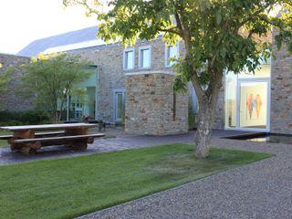 Le Moellon Luc Spits Architecture Maisons modernes
