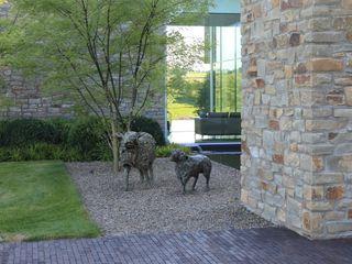 Le Moellon Luc Spits Architecture JardinAccessoires & décorations