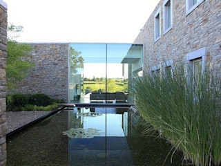 Le Moellon Luc Spits Architecture JardinPiscines & bassins