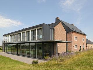 Réalité Luc Spits Architecture Maisons modernes