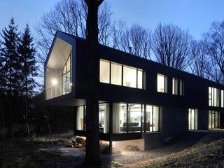Sous-Bois Luc Spits Architecture Maisons modernes