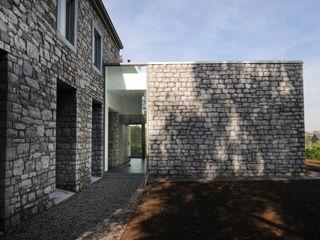 Aux portes du Limbourg Luc Spits Architecture Maisons modernes