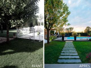 E/P ESPACE DESIGN - Emilie Peyrille Modern garden