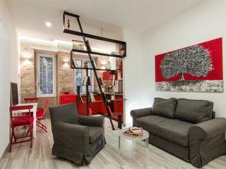 architetto raffaele caruso Salon moderne