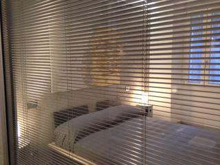 architetto raffaele caruso Salle de bain moderne