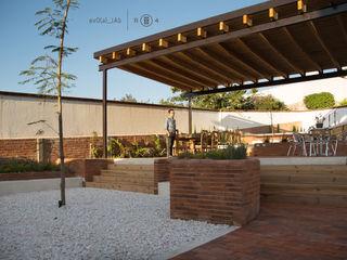Región 4 Arquitectura Minimalist style garden