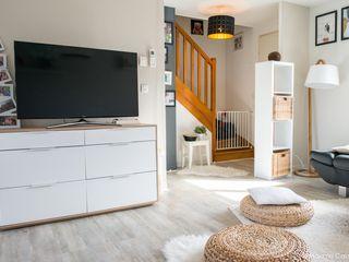 E/P ESPACE DESIGN - Emilie Peyrille Living roomAccessories & decoration