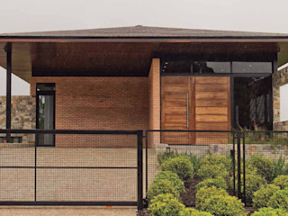 UNION Architectural Concept 房子 石器 Wood effect