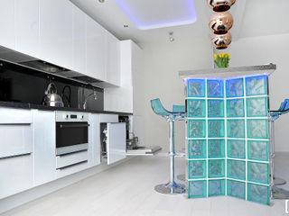 Hunter design Kitchen Glass Turquoise