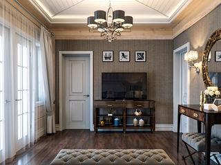 EJ Studio Eclectic style bedroom