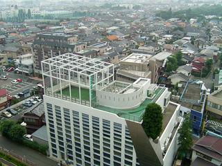 Guen BERTHEAU-SUZUKI Co.,Ltd. Office buildings